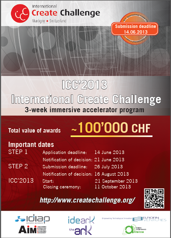 Poster ICC'2013