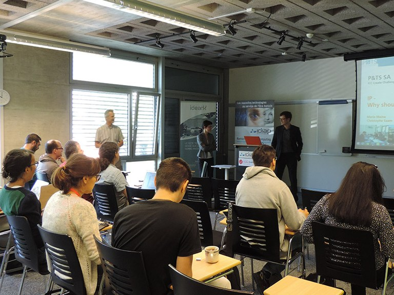 Christophe Saam: IP strategies for start-ups