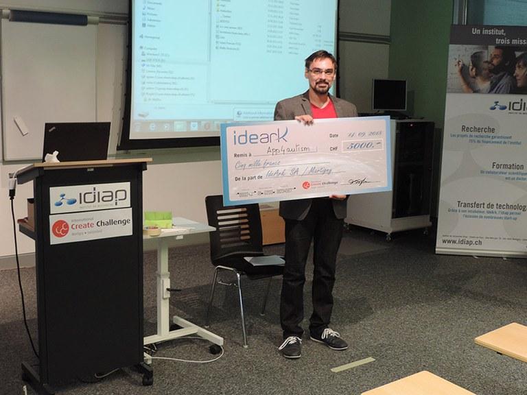 ICC'2015 Winner: App4 Autism