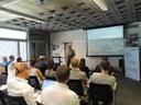 Hervé Bourlard presentation lunch innovation