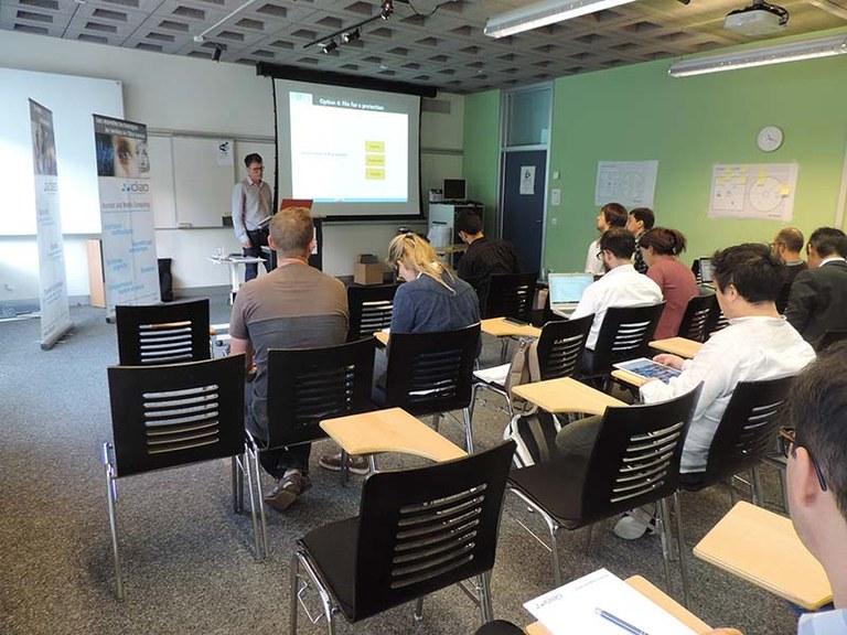 christophe saam ip strategies for start ups