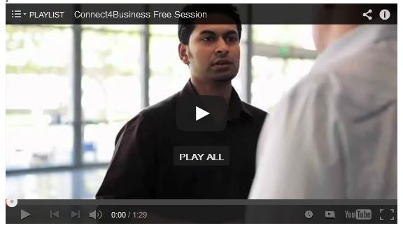 Connect4Business free session