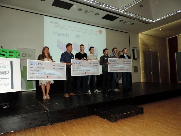 ICC'2014 awards