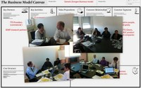 1 week of communication coaching for ICC'2012 start-ups Emogen and Insight