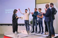 AdvAIsor awarded at the swissnex San Francisco Demo Day